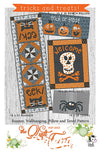 Tricks and Treats Pattern by The Quilt Factory - Stacy Iest Hsu (Pre-order: July 2021)