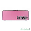 Ruler Safe Storage Case - Pink