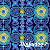 Diving Board - Abyss Kraken - Alison Glass - Andover (1/4 Yard) (Pre-order: 09/17) - Dinkydoo Fabrics