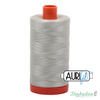 Aurifil Thread - Light Grey Green (2843) - 50wt 1422 yd
