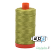 Aurifil Thread - Light Leaf Green (1147) - 50wt 1422 yd