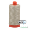 Aurifil Thread - Light Military Green (5020) - 50wt 1422 yd