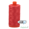 Aurifil Thread - Light Red Orange (2277) - 50wt 1422 yd