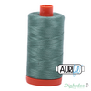 Aurifil Thread - Medium Juniper (2850) - 50wt 1422 yd