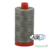 Aurifil Thread - Military Green (5019) - 50wt 1422 yd