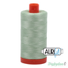 Aurifil Thread - Pale Green (2880) - 50wt 1422 yd