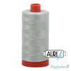Aurifil Thread - Platinum (2912) - 50wt 1422 yd