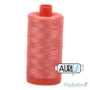Aurifil Thread - Tangerine Dream (6729) - 50wt 1422 yd
