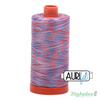 Aurifil Thread - Liberty Variegated (3852) - 50wt 1422 yd