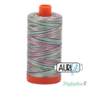 Aurifil Thread - Marrakesh Variegated (3817) - 50wt 1422 yd