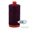 Aurifil Thread - Very Dark Eggplant (1240) - 50wt 1422 yd