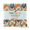 August - Charm Pack - Sarah Watts - Cotton + Steel - Dinkydoo Fabrics