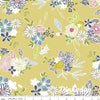 Daisy Days Fat Quarter Bundle by Riley Blake