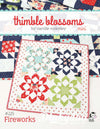 Fireworks - Mini Quilt Pattern - Thimble Blossoms - Moda