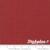 Flourish - Brick Red 10915-12 - Piece N Quilt - Moda