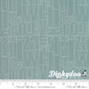 Flourish - Dusty Jade 10911-16 - Piece N Quilt - Moda