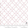 Flourish - Off White Red 10914-11 - Piece N Quilt - Moda