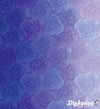 Gradients - Roses Light Blue Purple 33364-12D (Digital) - Moda