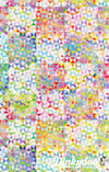 Gradients - Triangles Rainbow Multi 33369-11D (Digital) - Moda
