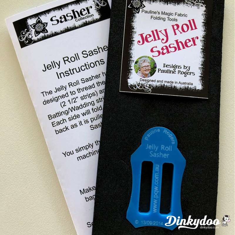 Jelly Roll Sasher Tool (Pre-order: June 2019)