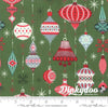 Kringle & Claus - Jelly Roll - Basicgrey - Moda