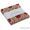 La Vie en Rouge - Charm Pack - French General - Moda