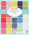 Lazy Days - Mini Charm Pack - Gina Martin - Moda