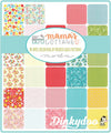 Mama's Cottage - Mini Charm Pack - April Rosenthal - Moda