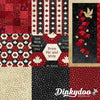 Oh Canada 7 - Half Yard Bundle - Northcott