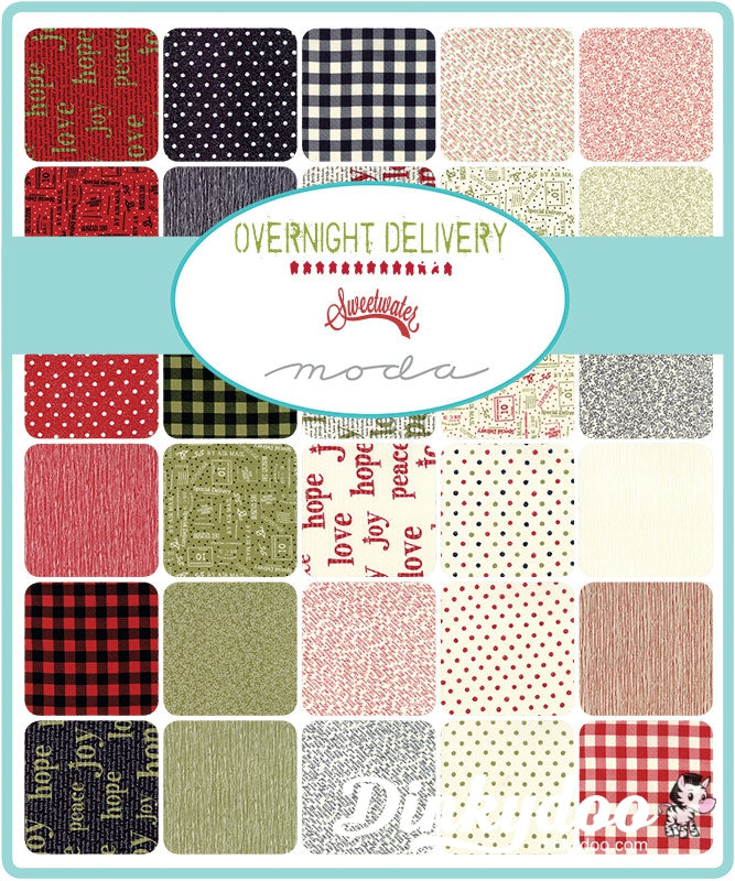 Overnight Delivery Layer Cake Sweetwater Moda