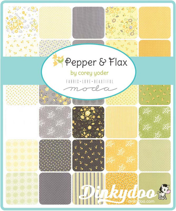 Pepper And Flax Jelly Roll Corey Yoder Moda