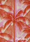 Poolside - Palm Pink (Canvas) - Melody Miller - Alexia Abegg - Cotton + Steel (1/4 Yard) (Pre-order: Feb 2018)