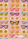 Poolside - Shades Pink - Melody Miller - Alexia Abegg - Cotton + Steel