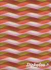 Poolside - Waves Pink - Melody Miller - Alexia Abegg - Cotton + Steel