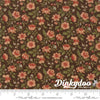 Rosewood - Packed Floral Chocolate 44186-13 - 3 Sisters - Moda