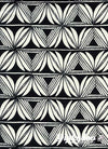 Santa Fe - Pottery Night (Rayon) - Sarah Watts - Cotton + Steel (1/4 Yard) (Pre-order: Feb 2018)