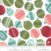 To Be Jolly - Fat Eighth Bundle - One Canoe Two - Moda
