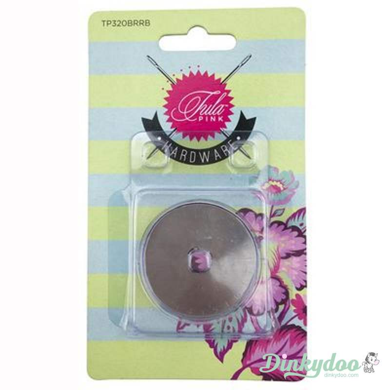 Tula Pink Rotary Cutter 45mm Replacement Blades (5 Pack)
