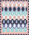 Twilight Quilt Pattern - Facets - 1 Canoe 2 - Moda