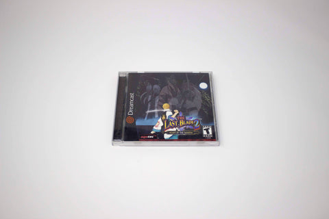 DREAMCAST - The Last Blade 2