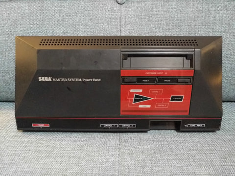 SEGA Master System / Power Base Console (37506213)