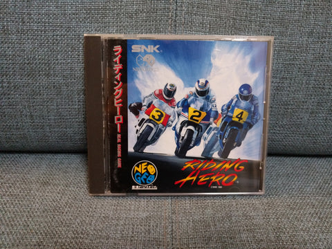NEO-GEO CD - Riding Hero