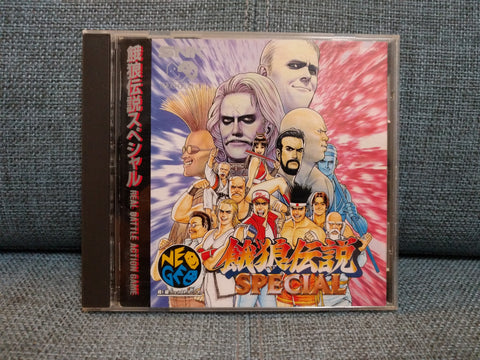 NEO-GEO CD - Fatal Fury Special