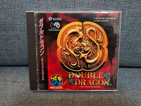NEO-GEO CD - Double Dragon