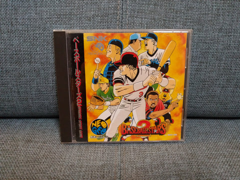 NEO-GEO CD - Baseball Stars 2