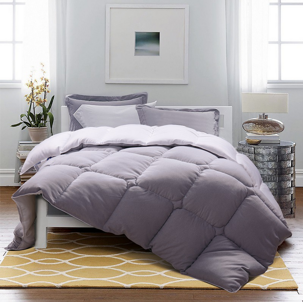 Premium Feather Fabric Duvet