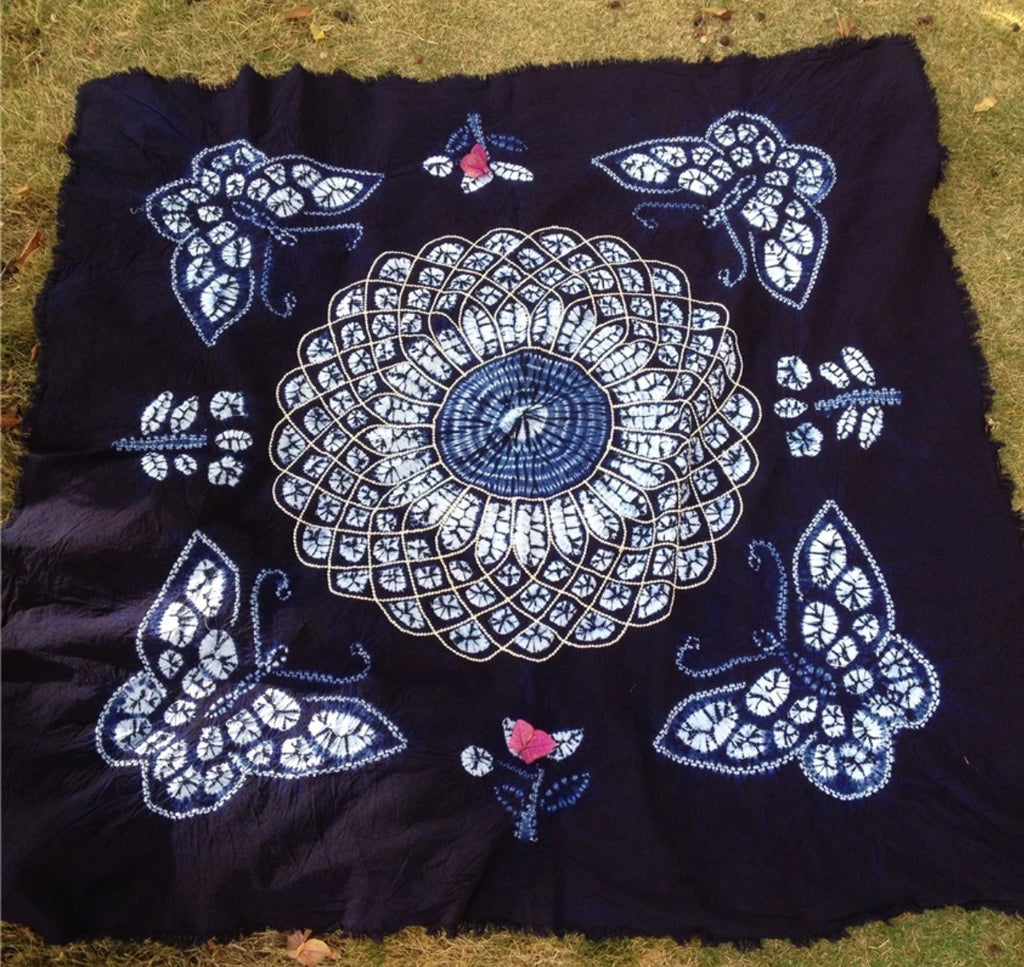 Yunnan Batik tablecloth