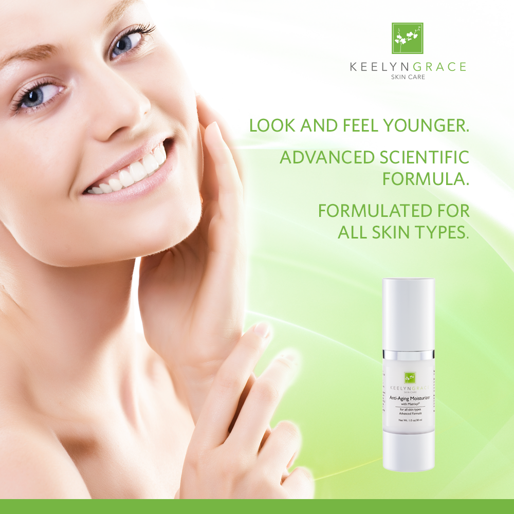 Anti-Aging Moisturizer with Matrixyl 3000