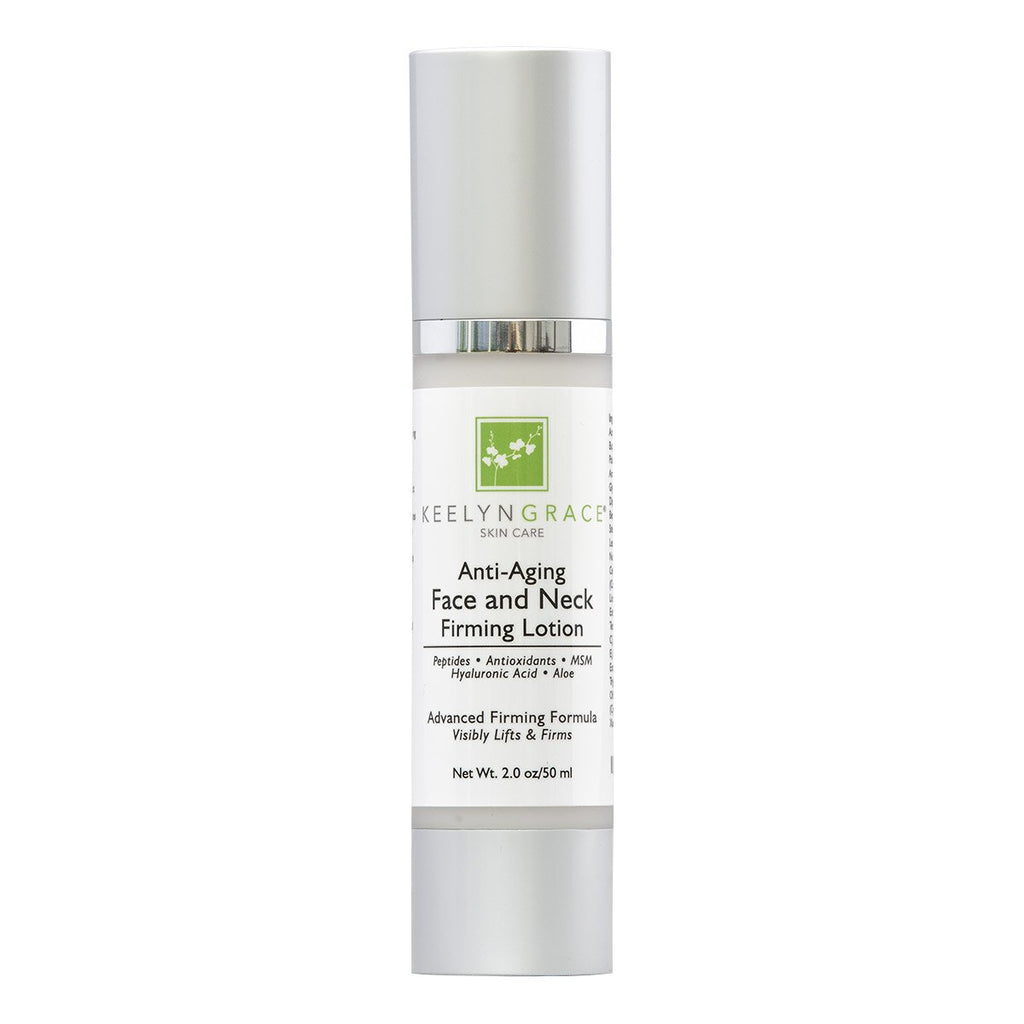 Face & Neck Firming - Reduces jowls reduces wrinkles.