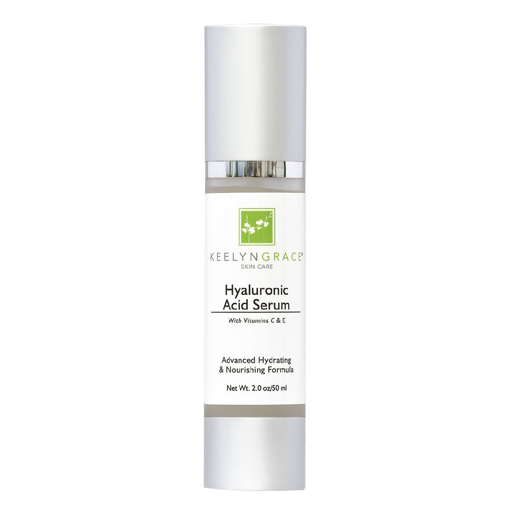 Hyaluronic Acid Serum - Moisturizer, Reduces Wrinkles, Plump Skin